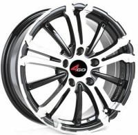 4GO 213 BMF Wheels - 16x6.5inches/5x108mm