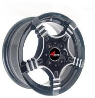 4GO 240 BMF Wheels - 13x5.5inches/4x98mm