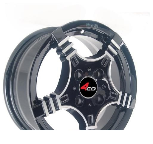 Wheel 4GO 240 BMF 14x6inches/4x98mm - picture, photo, image