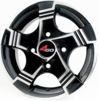 4GO 247 BMF Wheels - 13x5.5inches/4x98mm