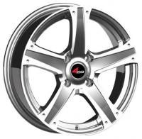 4GO 266 GMMF Wheels - 15x6.5inches/5x114.3mm