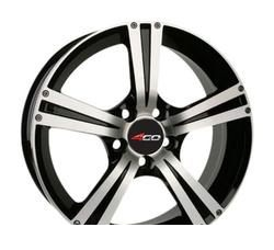 Wheel 4GO 26R SMF 16x7inches/5x110mm - picture, photo, image
