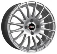 4GO 30R White Wheels - 18x8inches/5x114.3mm