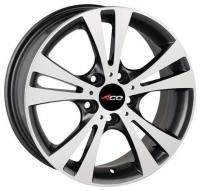 4GO 485 Wheels - 18x7.5inches/5x114.3mm