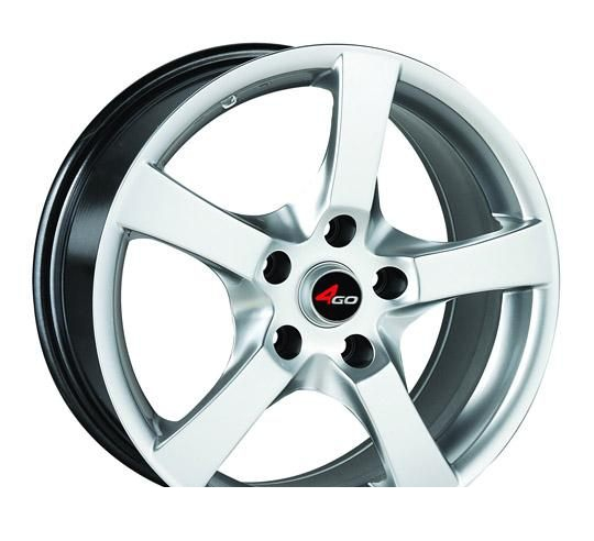 Wheel 4GO 511 H/S 16x7inches/5x100mm - picture, photo, image