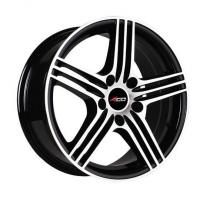 4GO 534 SMF Wheels - 15x6.5inches/5x100mm