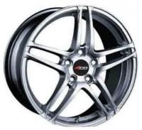 4GO 540 Silver Wheels - 14x6inches/4x98mm