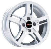 4GO 583 Silver Wheels - 15x6.5inches/4x114.3mm