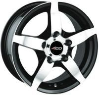 4GO 599 BMF Wheels - 14x6inches/4x100mm