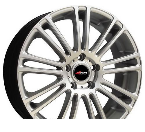 Wheel 4GO 64 BMF 17x7inches/5x108mm - picture, photo, image