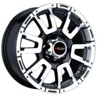 4GO 642 SMFL Wheels - 16x7.5inches/5x139.7mm