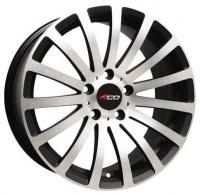 4GO 66R BMF Wheels - 16x7inches/5x110mm