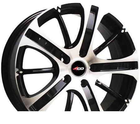 Wheel 4GO 69 BMF 15x6inches/5x100mm - picture, photo, image