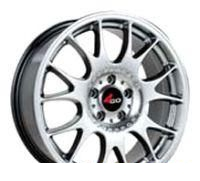 Wheel 4GO 705 MBRLL 18x8inches/5x120mm - picture, photo, image