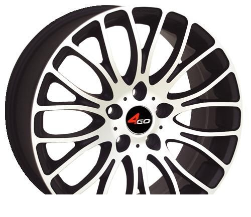 Wheel 4GO 867 BMF 18x8inches/5x112mm - picture, photo, image