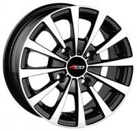 4GO 894 BMF Wheels - 14x6inches/4x108mm