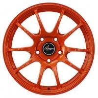 4GO 9040 Green Wheels - 16x7inches/4x98mm