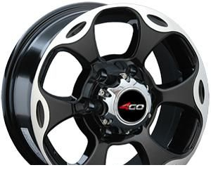Wheel 4GO BW8 BMF 15x8inches/6x139.7mm - picture, photo, image
