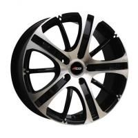 4GO HH069 Silver Wheels - 14x6inches/4x98mm