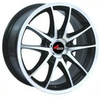 4GO JJ130 GMMF Wheels - 15x6.5inches/4x100mm