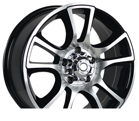 Wheel 4GO JJ133 GMMF 16x7inches/5x139.7mm - picture, photo, image