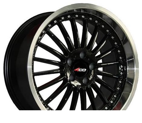 Wheel 4GO JJ171 BML 17x7inches/5x114.3mm - picture, photo, image