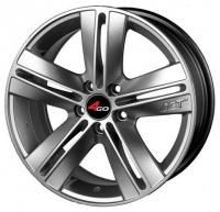 4GO JJ596 BMF Wheels - 15x6.5inches/5x114.3mm