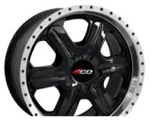 Wheel 4GO JJ612 BML 16x8inches/6x139.7mm - picture, photo, image