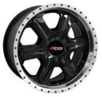 4GO JJ612 BML Wheels - 16x8inches/6x139.7mm
