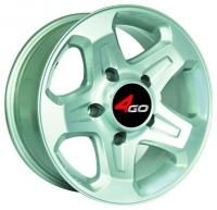 4GO LC76 BMF Wheels - 16x7inches/5x139.7mm
