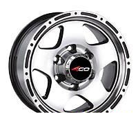 Wheel 4GO P5099 BMF 16x8inches/6x139.7mm - picture, photo, image