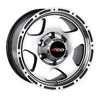 4GO P5099 BMF Wheels - 16x8inches/6x139.7mm