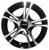 4GO RL9 BMF Wheels - 15x6.5inches/4x100mm
