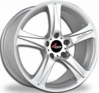 4GO RU008 GMMF Wheels - 17x7.5inches/5x114.3mm