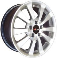 4GO RV113 Silver Wheels - 15x6.5inches/5x100mm