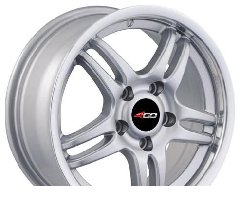Wheel 4GO SD-086 GM 15x6.5inches/5x110mm - picture, photo, image