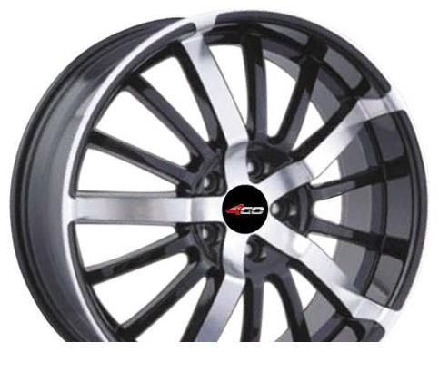 Wheel 4GO SD099 17x7inches/5x114.3mm - picture, photo, image