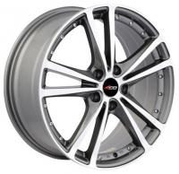 4GO SD119 Silver Wheels - 15x6.5inches/5x114.3mm