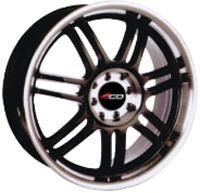 4GO XS001 BML Wheels - 17x7inches/5x114.3mm