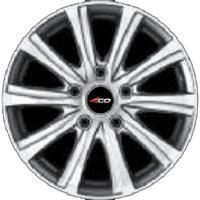4GO XS210 GMMF Wheels - 15x6inches/5x108mm