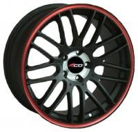 4GO XS253 BYL Wheels - 17x8inches/4x114.3mm