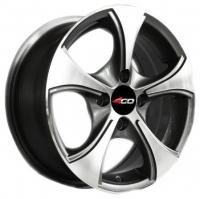 4GO XS328 HS Wheels - 15x6.5inches/4x108mm