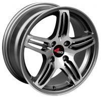 4GO YQ12 GMMF Wheels - 17x7inches/5x105mm
