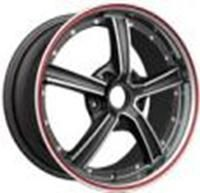 4GO YQ18 BMFRL Wheels - 17x7.5inches/5x114.3mm