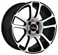 4GO YQ4 GMMF Wheels - 16x7inches/4x108mm
