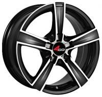 4GO YQ7 GMMF Wheels - 17x7.5inches/4x100mm