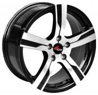4GO YQ9 BMF Wheels - 17x7.5inches/5x114.3mm
