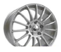 Wheel Advanti AF9002 HB 16x7inches/5x120mm - picture, photo, image