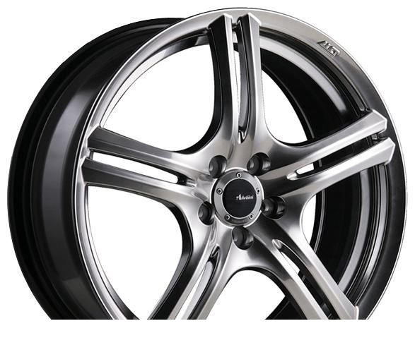 Wheel Advanti AN990 TMUK 18x7.5inches/5x114.3mm - picture, photo, image