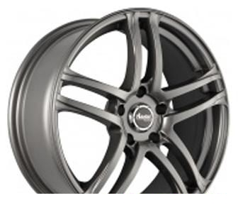 Wheel Advanti AS6007 GM 17x7inches/5x114.3mm - picture, photo, image